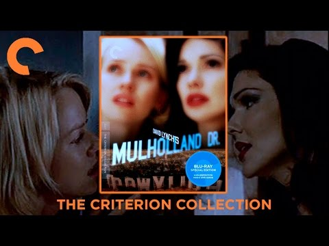 Mulholland Drive (2001) Blu-ray Criterion Collection | David Lynch | Naomi Watts | Unboxing
