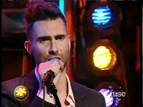 Maroon 5 - This Love Acoustic (Live The Sauce Fuse 16-07-2007)