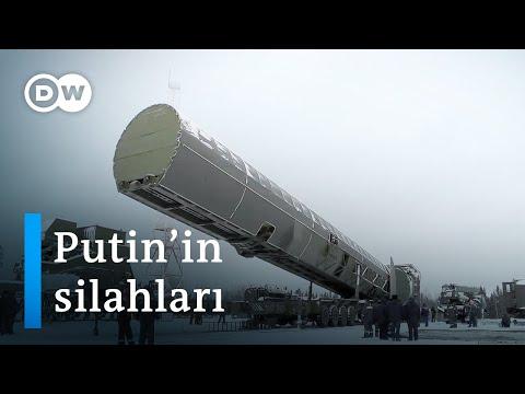 Putin yeni teknolojik