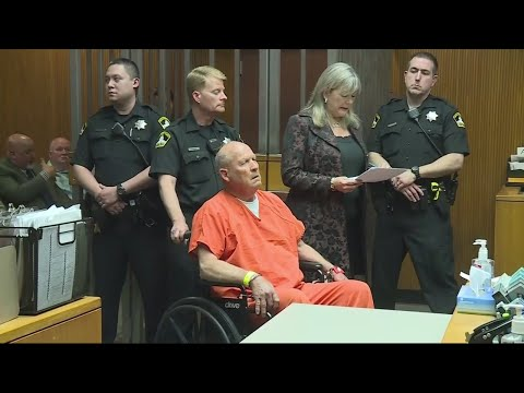 Suspected Golden State Killer on Suicide Watch Following Arraignment