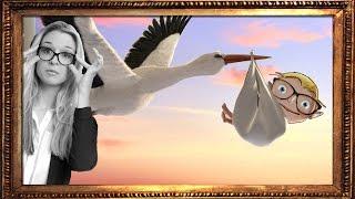 Warum bringt der Storch die Babys?  - Die Klugscheisserin