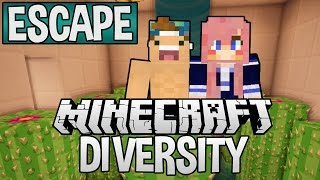 Escape | Diversity Minecraft Adventure Map | Ep. 1