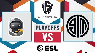 TSM vs. Spacestation Gaming - Six Invitational 2020 - Playoffs - Day 7