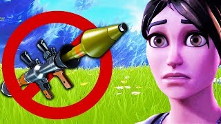 the RPG is DEAD in Fortnite, NO BUILDING Game Mode, STINK BOMB Gameplay (HUGE PATCH UPDATE) | Chaos