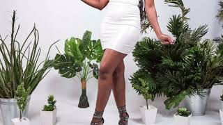 How to style and care for short/medium Afro with Vinolia Mabele