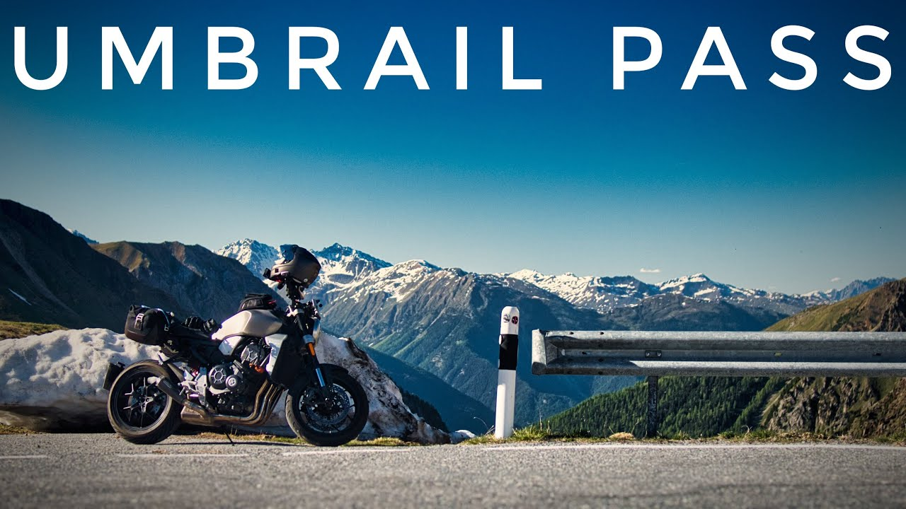 Umbrail Pass - The perfect ride!
