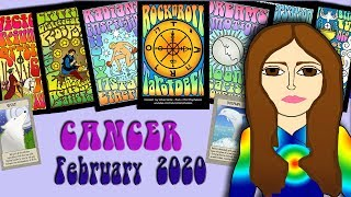 CANCER FEBRUARY 2020 New Realities! Tarot psychic reading forecast predictions