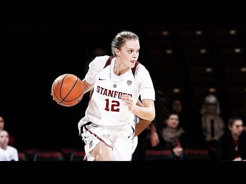 Highlight: Stanford's Brittany McPhee scores 1,000th career point during win over ASU