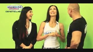Интервью с Bikini Pro Ольга Корчака и ее тренером Екатериной Абрамовой.