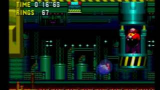 Sonic CD - Quartz Quadrant Zone 3 (all time zones with JP sndtrk)