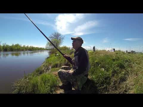 Рыбалка на Клязьме. Май. Владимирская область