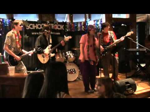 School Of Rock, Fairfield, CT - Play That Funky Music