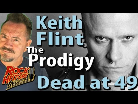 Prodigy Front Man Keith Flint Dead at 49 Mp3