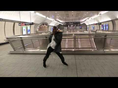 Rihanna work/ Ian Mckenzie choreography