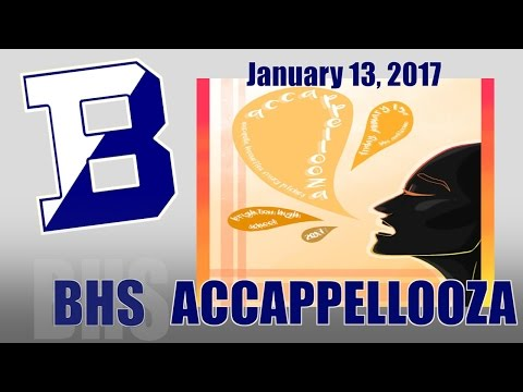 BHS Accappellooza 2017