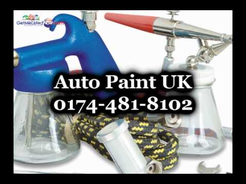 Auto Paint UK - Car Paint in St. Helens, Merseyside