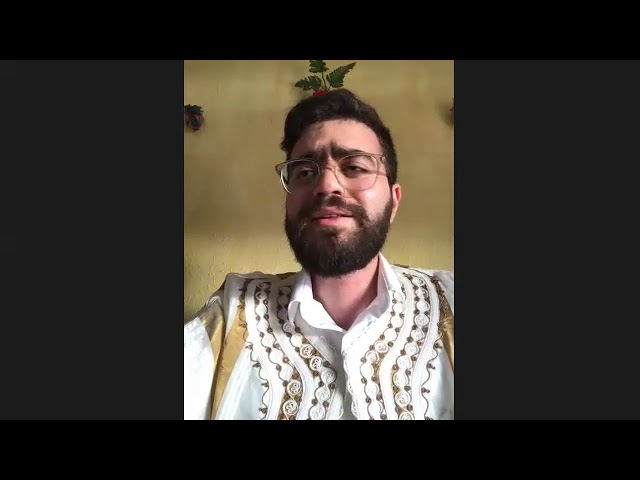 تلاوة آيات بينات من الذكر الحكيم-القارئ محمد الهبطي