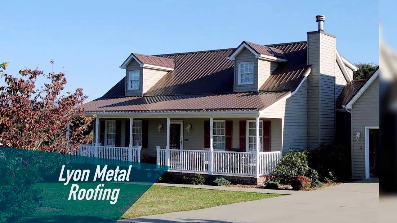 Superb Lyon Metal Roofing Revised March 2016