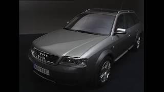 Audi A6 C5 Allroad quattro - Présentation complète