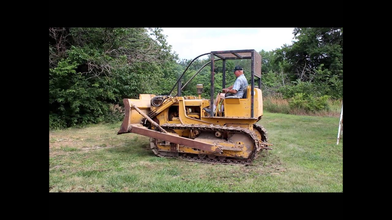 1961 International TD9 dozer for sale | sold at auction August 15, 2013