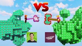 JUR VS VLEKKELOOS - Minecraft Mod Versus