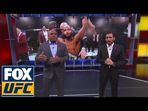 Is Demetrious Johnson's title run more impressive than Georges Saint-Pierre's? | UFC Tonight