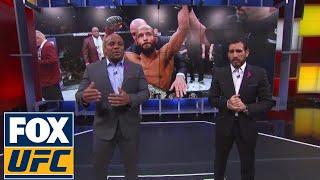 Is Demetrious Johnson's title run more impressive than Georges St-Pierre's?   UFC TONIGHT