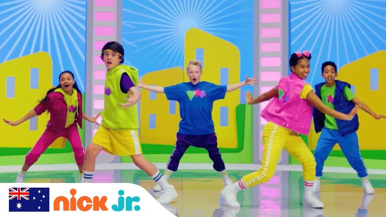 Our TV Show - Ready Set Dance