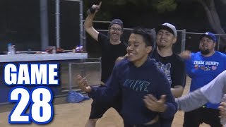 A RECORD THAT WILL NEVER BE BROKEN! | On-Season Softball League | Game 28
