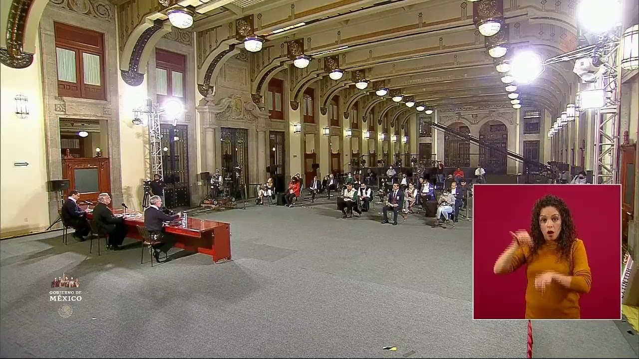 Download Conferencia de Prensa #COVID19 | 30 de septiembre de 2020 #GraciasPorCuidarnos