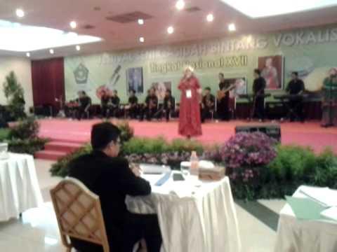 Juara I Lasqi Nasional Dewasa 2012