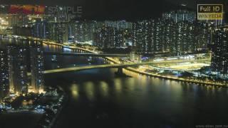 Full HD 1080p Music Video HD  香港 夜景 曠時 hong kong night timelapse (6)BC076