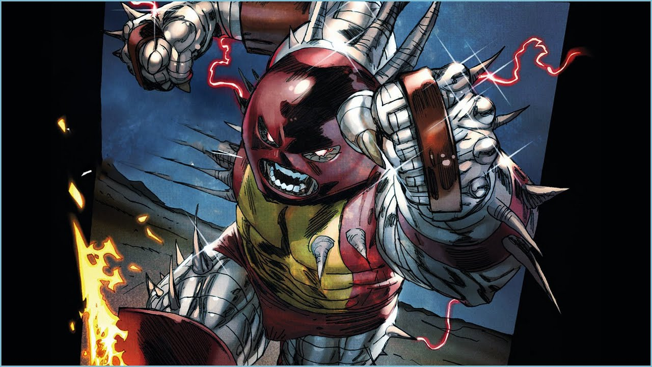 When Colossus Became The Unstoppable Juggernaut