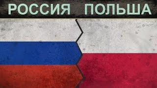 Россия vs Польша - Огневая мощь - сравнение 2018