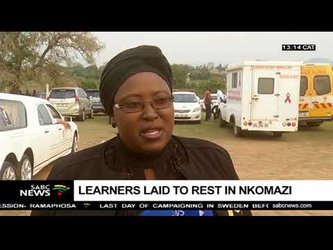 Learners laid to rest in Nkomazi