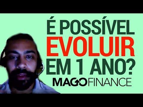 🔴 COMO É A EVOLUÇÃO DE UM TRADER DURANTE 1 ANO? RELATO REAL DE UM DAY TRADER