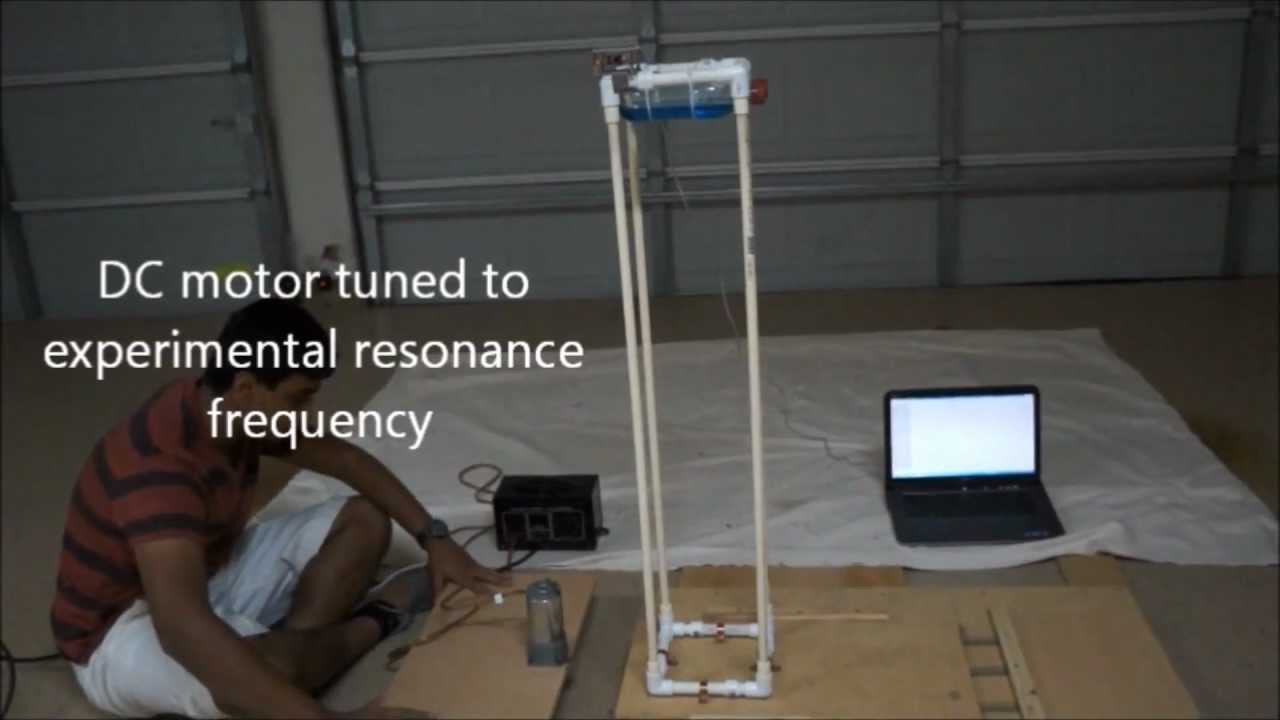 Using Resonance Frequency to Predict and Prevent Structural Failure