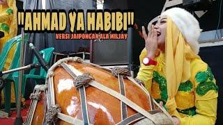 Download Lagu (AHMAD YA HABIBI) COVER JAIPONG KOPLO VERSI MILJAY W/ ARIMBI QASIDAH PUTRI mp3
