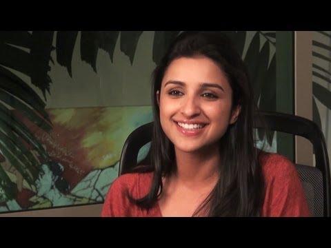 Interview with Parineeti Chopra - Part 1