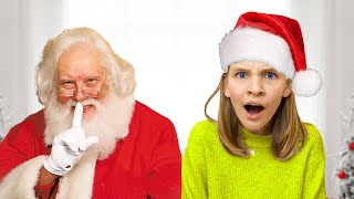 Christmas fun for kids about Amelia and Santa Claus