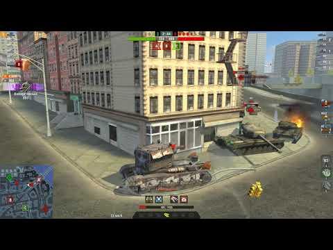 Smasher 5773DMG 7Kills | World Of Tanks Blitz | 136537415xurui
