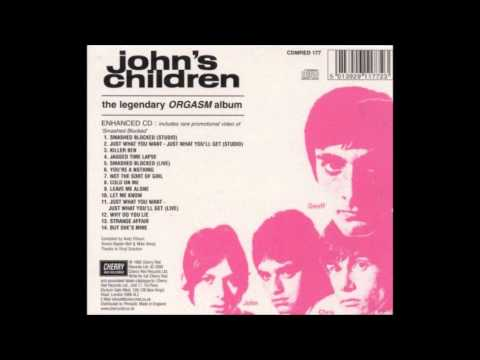 The Legendary Orgasm Album - John's Children