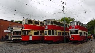 Crich Tramway Village Enthusiasts Day 14th September 2013
