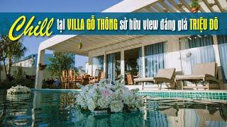 Chill  tại VILLA GỖ THÔNG sở hữu view đáng giá TRIỆU ĐÔ | CAFELAND