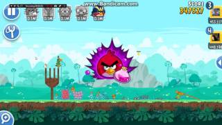 Angry Birds Friends Tournament 31-07-2017 level 1