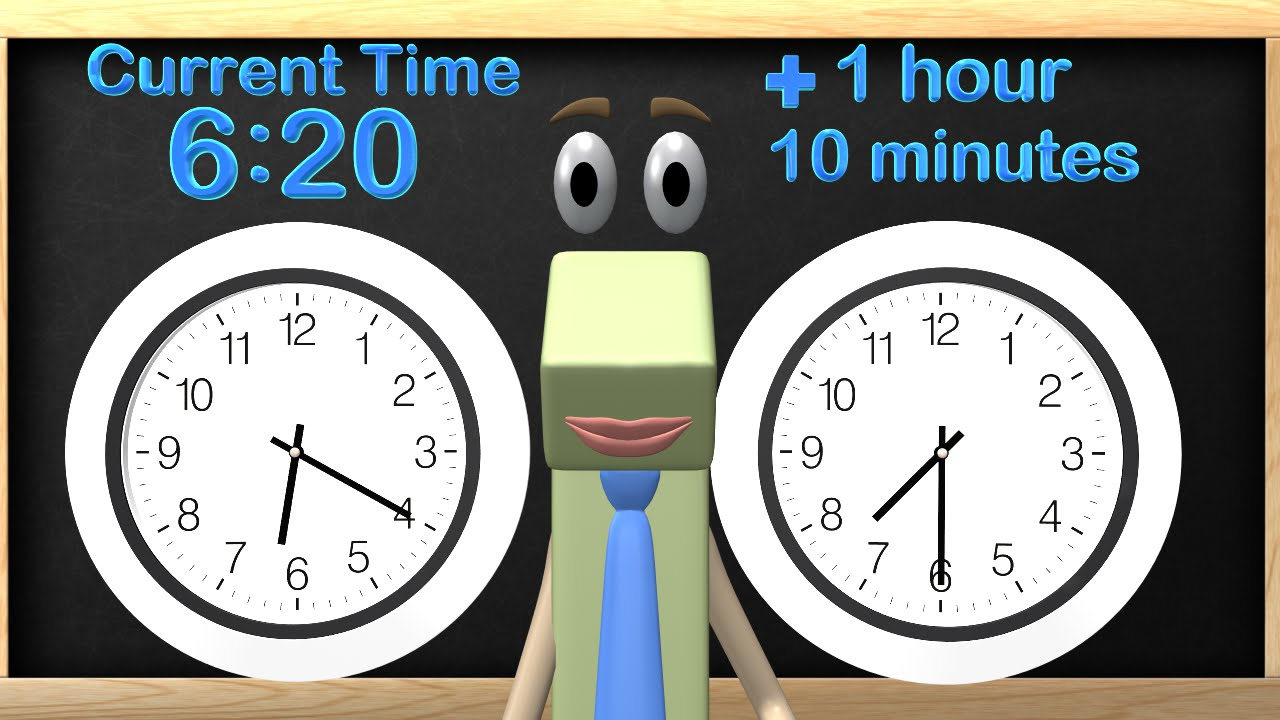 hight resolution of Elapsed Time Third Grade - YouTube