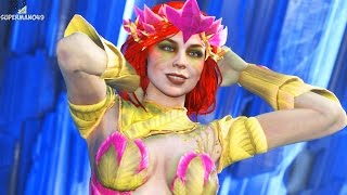 Injustice 2: Poison Ivy Breakdown! Combos, Pro's And Con's - Injustice 2