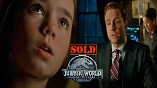 Maisie Was Going To Be SOLD After Lockwood Died | Jurassic World Fallen Kingdom Theory