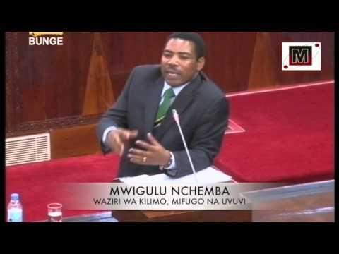 Waziri Nchemba atuma Salamu kwa Bodi za Mazao