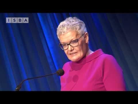 ISBA Conferece 2018: Elizabeth Fagan on shaping the self-regulation framework